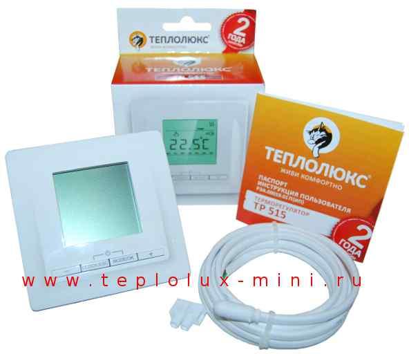 Электронный термостат ТР 515 с