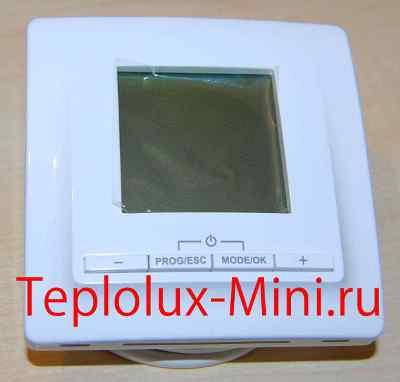 Теплолюкс инструкция к Терморегулятору Тр 520 - картинка 1